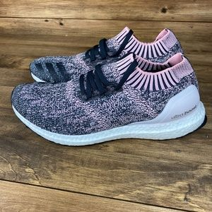 NEW adidas UltraBOOST Uncaged True Pink Carbon